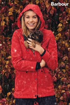 Barbour® Altair Red Jacket