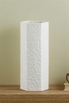 Geo Pattern Vase