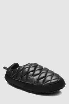 The North Face® Black Tent Mule