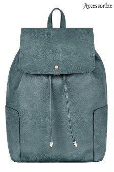 Accessorize Teal Holly Backpack