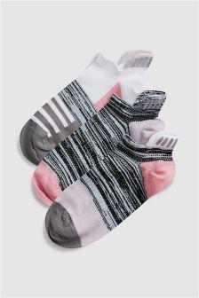 Neppy Trainer Socks Three Pack