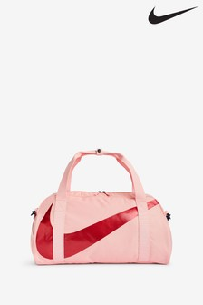 Nike Kids Gym Club Pink/Red Duffel Bag
