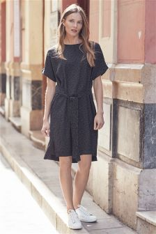 Tencel® T-Shirt Dress