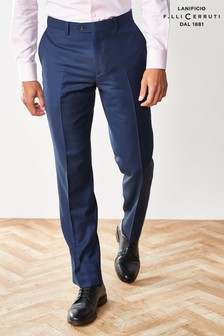 Tailored Fit Signature Suit: Trousers