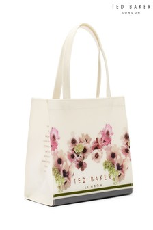 Ted Baker Ivory Small Icon Bag