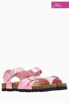 Joules Pearl Tippytoes Sandal