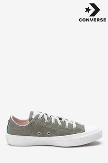 Converse Sparkle Chuck Low Trainers