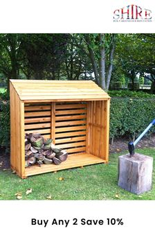 Classic Log Store By Shire