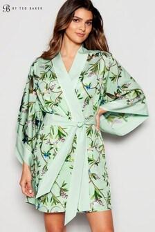 B by Ted Baker Green Highgrove Kimono