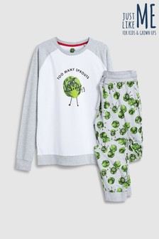 Mens Sprout Pyjamas