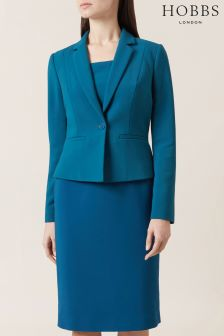 Hobbs Blue Catriona Jacket