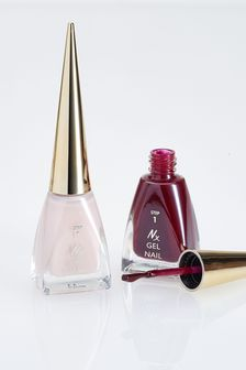 Set of 2 Nx Gel Nail Polish