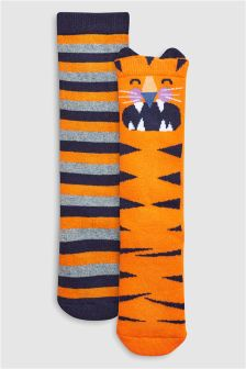 Welly Socks Two Pack (Younger)