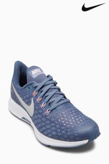 Nike Run Blue/Pink Pegasus