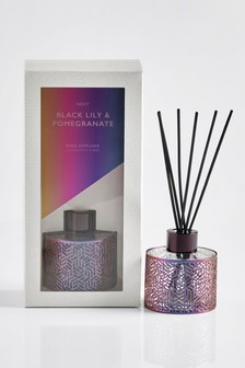 Pomegranate And Black Lily 100ml Diffuser