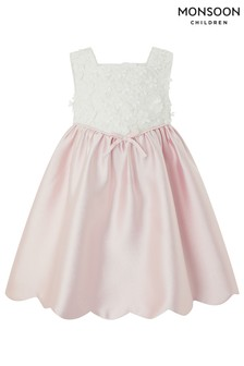 Monsoon Baby Belle Kleid, rosa