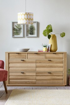 Barton 7 Drawer Wide Chest