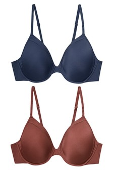 Holly Light Pad Full Cup Bras Two Pack