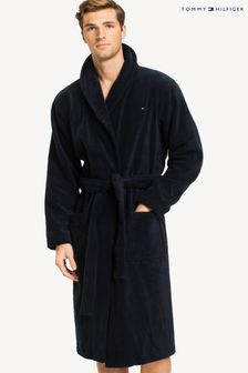 Tommy Hilfiger Cotton Icon Bathrobe