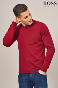 BOSS Rimex Crew Neck Jumper