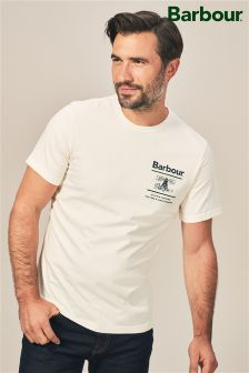Barbour® White Reed T-Shirt