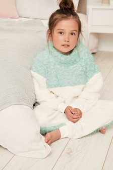 Fleece Lounge Set (3-16yrs)