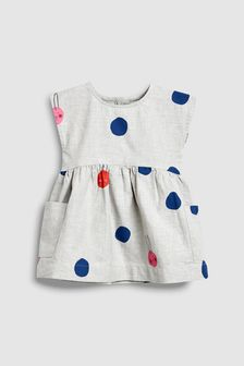 Pocket Side Dress (3mths-6yrs)