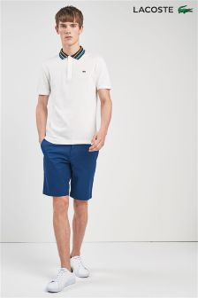 Lacoste® Teal Chino Short