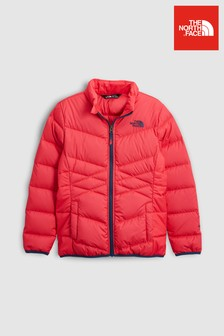 The North Face® Pink Andes Down Jacket