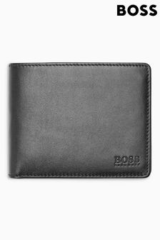BOSS Black Folding Wallet