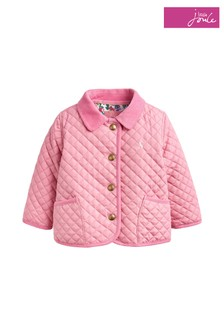 Joules Mabel Quilted Coat