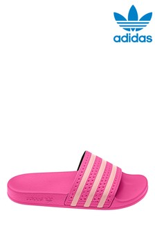 adidas Originals Magenta Adilette Sliders