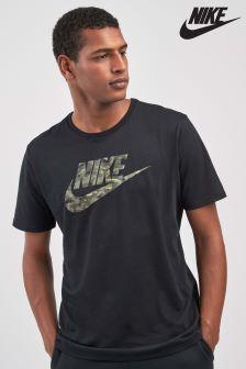 Nike Black Camo Icon Tee