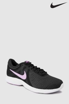 Nike Run Black/Pink Revolution 4