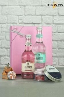 Bloom Gin & Tonic Mini Spa Set by Le Bon Vin