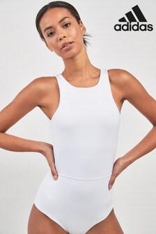 adidas Wanderlust White Bodysuit