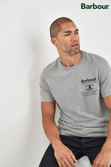 Barbour® Grey Reed T-Shirt