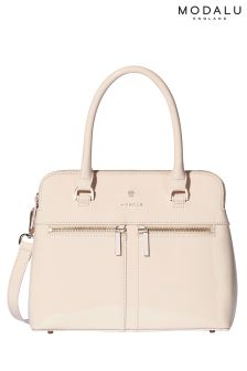 Modalu Cream Pippa Mini Grab Bag