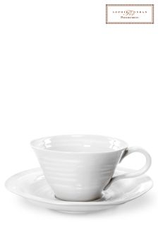 Set of 4 Sophie Conran Teacup And Saucers