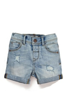 Distressed Shorts With Stretch (3mths-6yrs)