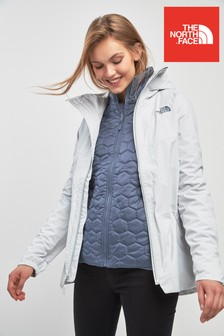 The North Face® Grey Hikesteller 3-In-1 Triclimate Jacket