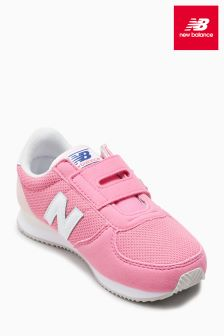 new balance velcro trainers