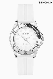 Bold Stripe Shirt Dress