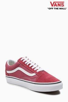 Vans Burgundy Old Skool