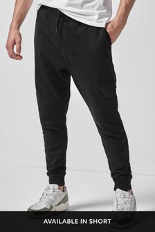 Pantalon de jogging cargo coupe slim