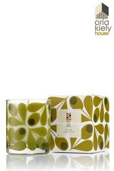 Orla Kiely Fig Tree 200g Candle