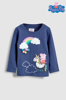 Peppa Pig™ Unicorn T-Shirt (3mths-6yrs)