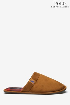 Polo Ralph Lauren Suede Slipper Mules