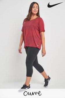 Nike Essential Black Crop Tight