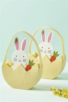 Buy easter gifts from the next uk online shop set of 2 egg hunt baskets negle Gallery